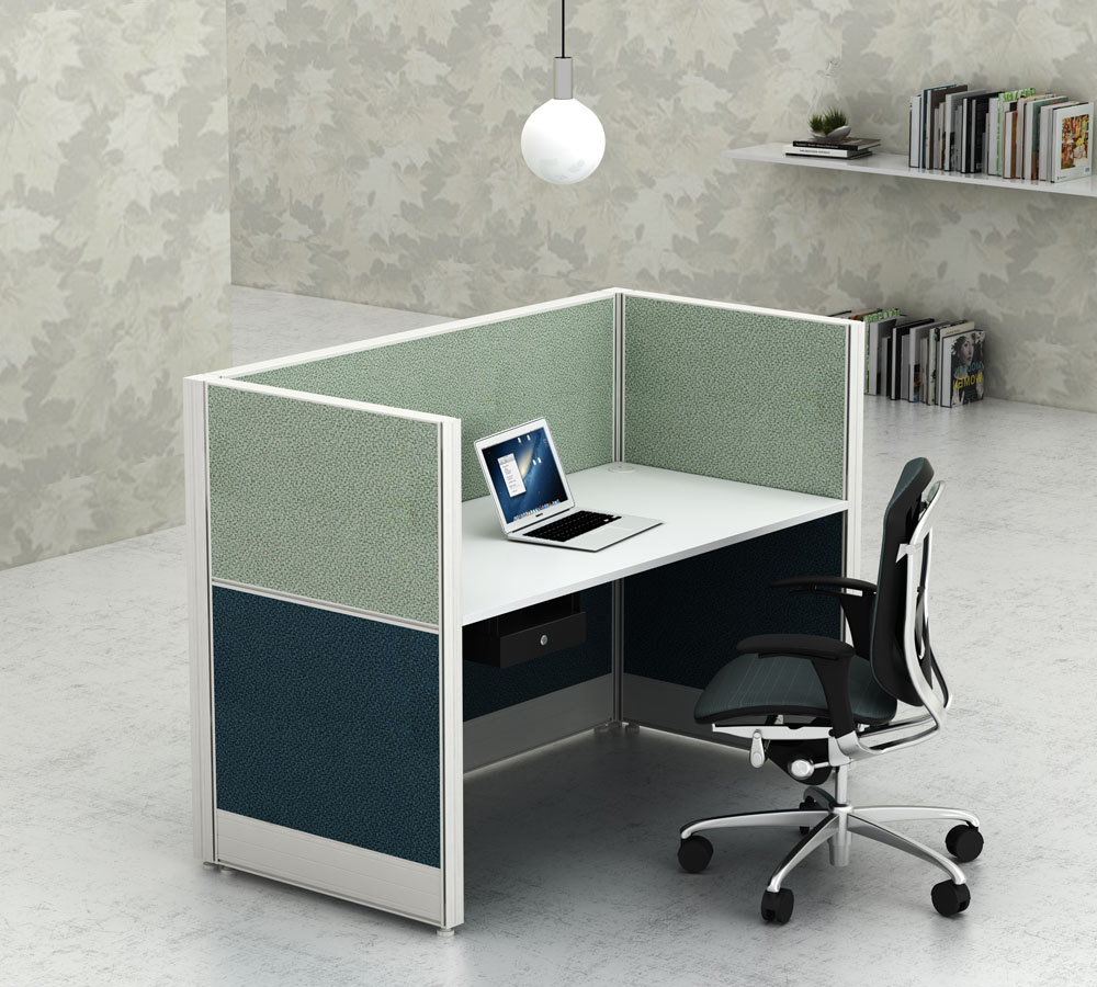 Buy Small Office Table Standard Size Office Workstation Furniture In Bulk With Low Price Xinda Clover