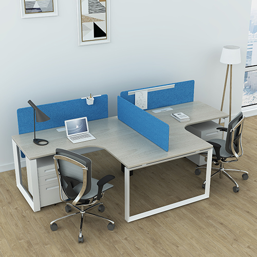 Office workstation provides comfort and style