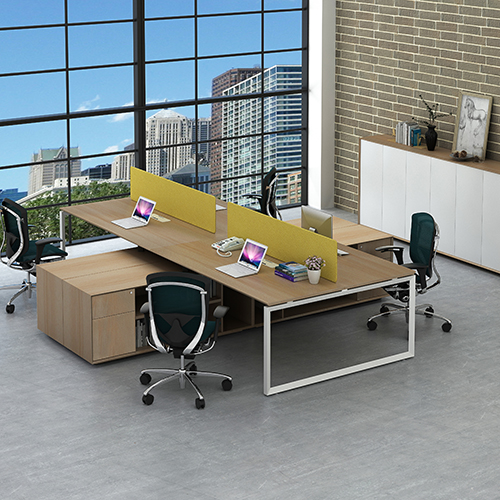 Xinda Clover designs and supplies high quality office furniture